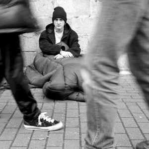 Homeless Youth and their Natural Mentors - The Chronicles of Evidence-Based Mentoring