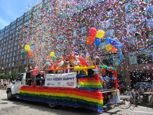 Photo courtesy of The Boston Pride Parade