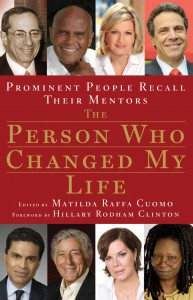 Book Cover - The Person Who Changed My Life