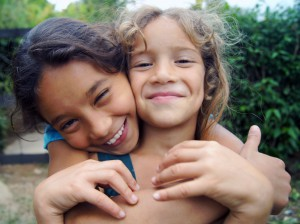 Children in Colombia (73 percent) are the most likely to know about children's rights. (Credit: Maria Grazia Montagnari/Flickr)