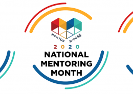 It's mentoring month!